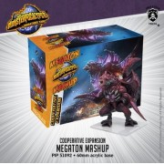 Monsterpocalypse - Destroyers - Gallamaxus Megaton Mashup