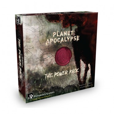 Planet Apocalypse : Power Pack Expansion