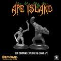 Beyond the Savage Core - Ape Island Set 0