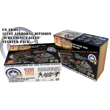 1-48 Tactic - US Army 101st Airborne Division Starter Set