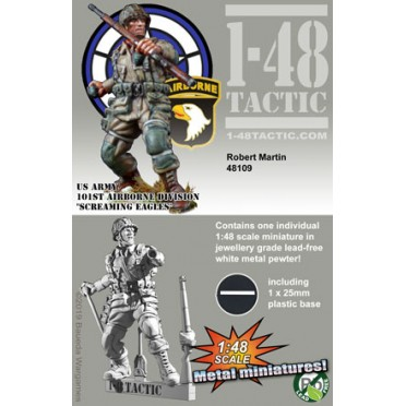 1-48 Tactic - US Army 101st Airborne Division - Robert Martin