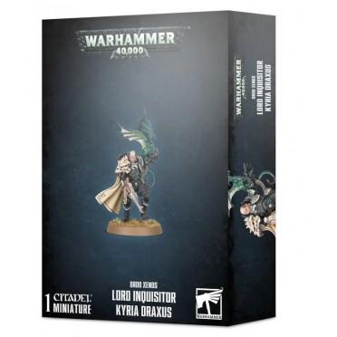 W40K : Ordo Xenos - Lord Inquisitor Kyria Draxus