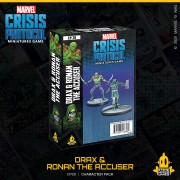 Marvel Crisis Protocol : Drax & Ronan The Accus