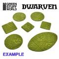Rouleau texturé - Dwarven 2