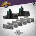 Monsterpocalypse - Buildings - City Assets 1 0