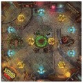 Riot Quest - Thunderhead Fortress Fabric Mat 0
