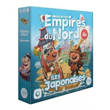 Imperial settlers : Empire du Nord - îles Japonaises