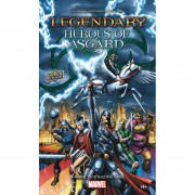 Legendary : Heroes of Asgard A Marvel Deck Building Game Expansion