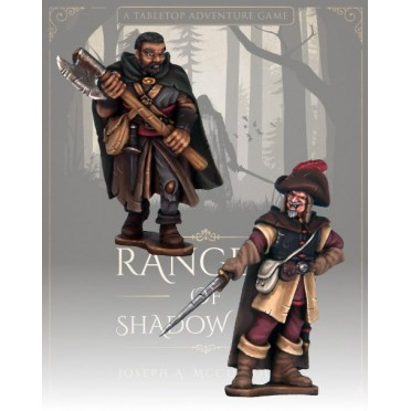 Rangers of Shadow Deep - Rangers 3