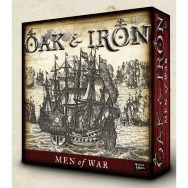 Oak & Iron - Men of War Ship Expansion