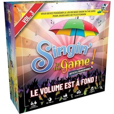Singin'in the Game - Vol 3 - Le volume est à fond