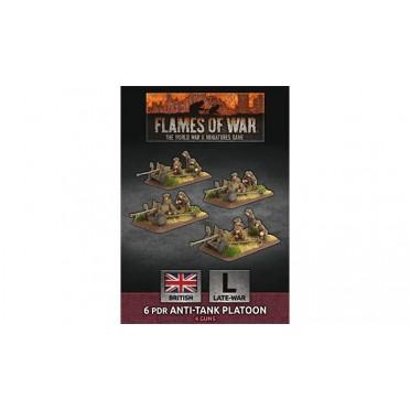 Flames of War - 6 Pdr Anti-Tank Platoon