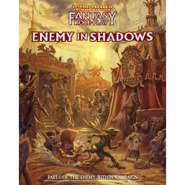 Warhammer Fantasy Roleplay - Enemy Within Campaign Vol.1: Enemy in Shadows