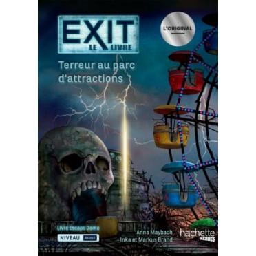 Exit - Le Livre - Terreur au Parc d'attraction