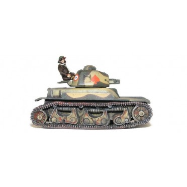 Bolt Action - French - Renault R35 Tank Box Set