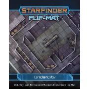 Starfinder Flip Mat : Undercity