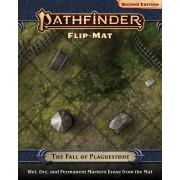 Pathfinder Flip Mat : The Fall of Plaguestone