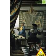 Puzzle - Vermeer - Studio Artiste - 1000 pièces