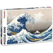Puzzle - Hokusai - La Vague - 1000 pièces
