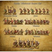 Clash of Spears - Gallic Warband Boxed Set