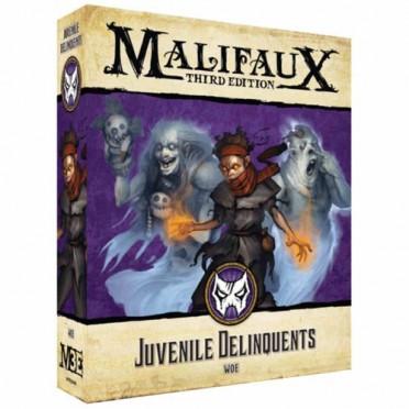 Malifaux 3E - Neverborn - Juvenile Delinquents