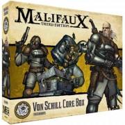 Malifaux 3E - Outcasts - Von Schill Core Box