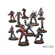 Infinity - Nomads - Nomads Action Pack
