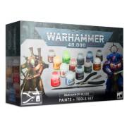 W40K : Paint Set - Necrons Warriors