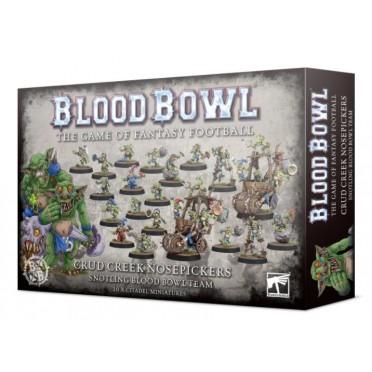 Blood Bowl : Snotling Team - Crud Creek Nosepickers