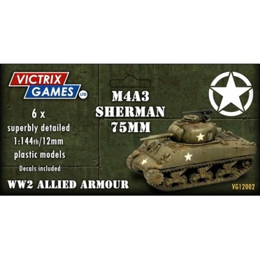 Sherman M4A3 75mm