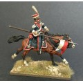 French Napoleonic Imperial Guard Lancers 3