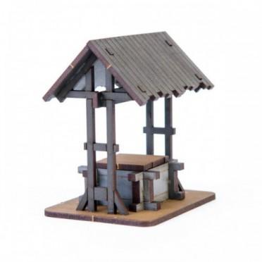 Yamashiro Fort - Well