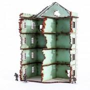 Pavlov's House End Block (Damaged)