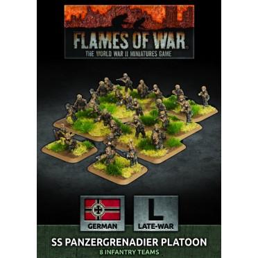 Flames of War - SS Panzergrenadier Platoon