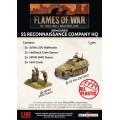 Flames of War - SS Reconaissance Company HQ 1