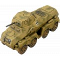 Flames of War - SdKfz 231 SS Scout Troops 3