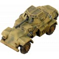 Flames of War - SdKfz 221 and 222 SS Scout Troop 2