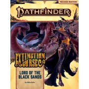 Pathfinder Second Edition - The Extinction Curse : Lord of the Black Sands