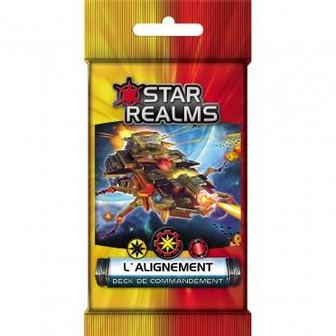 Star Realms - Deck de Commandement  - L'Alignement