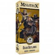 Malifaux 3E - Outcast- Dead Outlaws