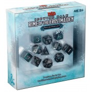 D&D - Icewind Dale : Rime of the Frostmaiden - Dice and Miscellany