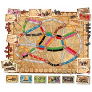 Boite de Ticket to Ride - Amsterdam