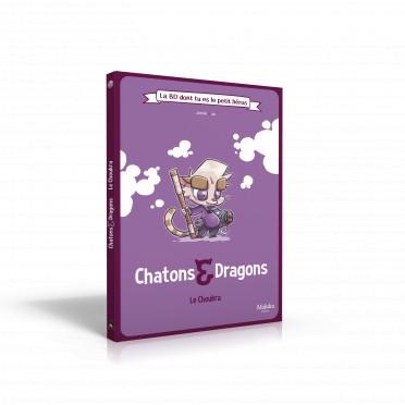 Chatons & Dragons - La BD dont tu es le Petit Héros