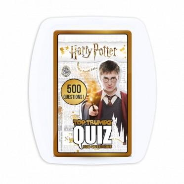Top Trumps - Quiz Harry Potter