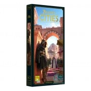 7 Wonders 2nd Ed : Cities Expansion