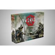 Bushido - Shiho - Rébellion Ouverte - Wolf Clan Box Set