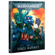 W40K : Codex - Space Marines (9ème Edition)