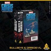 Marvel Crisis Protocol: Daredevil & Bullseye