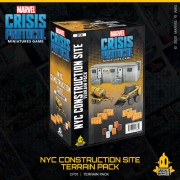 Marvel Crisis Protocol: NYC Construction Site Pack