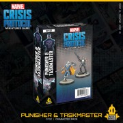 Marvel Crisis Protocol : Punisher & Taskmaster